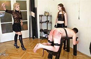 Porno Elite sek tante hot BDSM dengan pirang